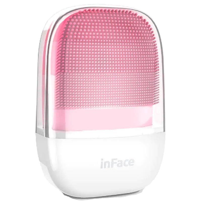 InFace Sonic Clean Limpiador Facial Rosa