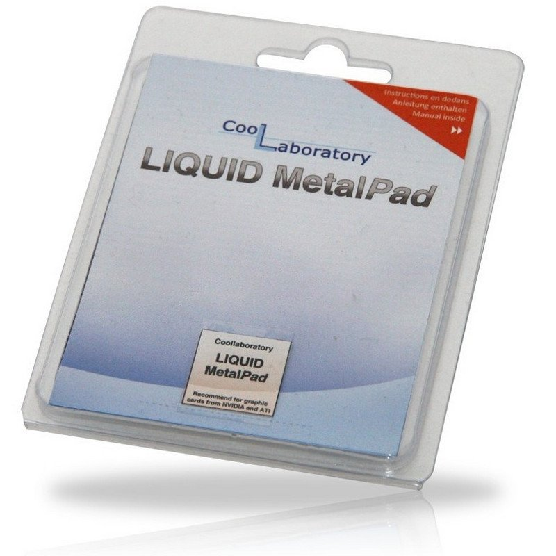 Coollaboratory MetalPad Almohadilla Térmica para Tarjetas Gráficas