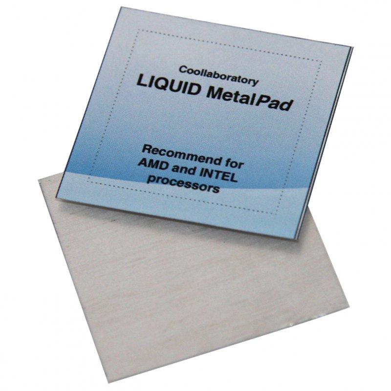 CoolLaboratory MetalPad Almohadilla Térmica para CPU