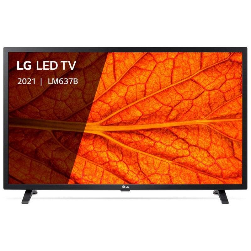 """Televisor LG 32LM637BPLA 32"""" LED HD HDR10"""