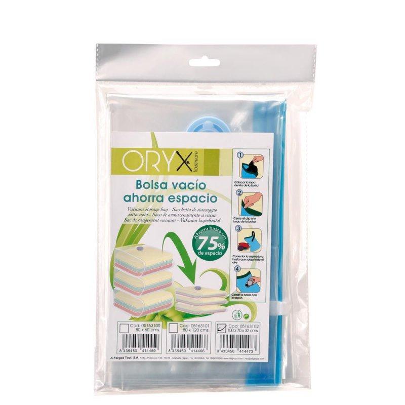 Oryx Bolsa para Envasar al Vacío 100x70x32cm