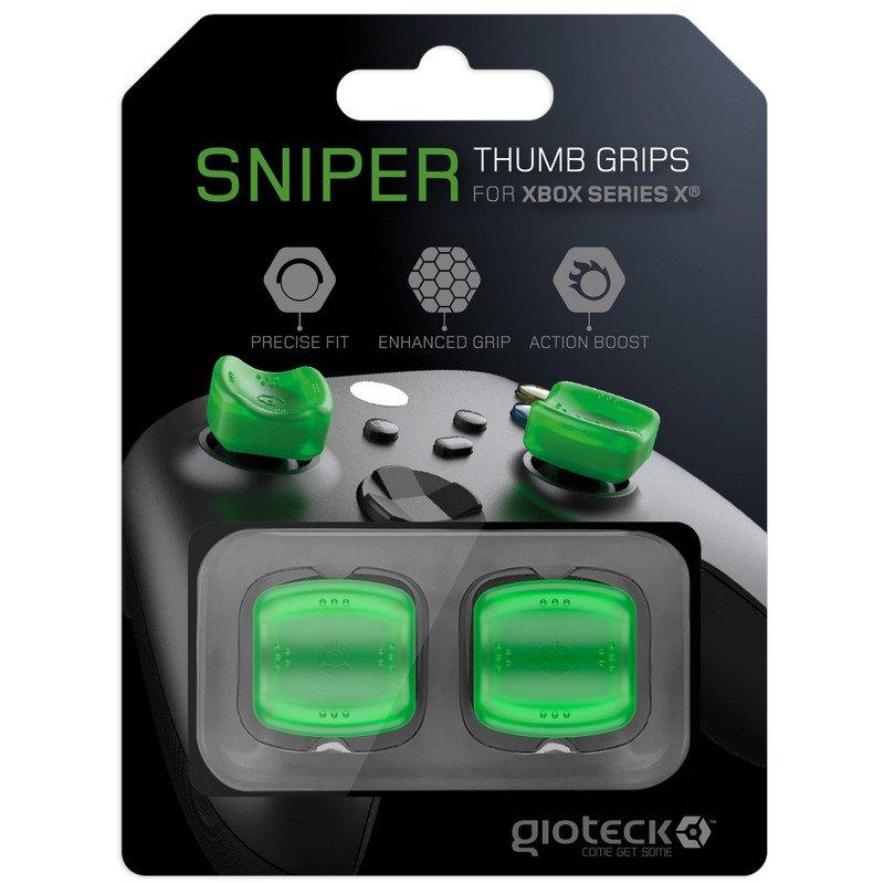 Gioteck Sniper Thumb Grips Para Xbox Series X