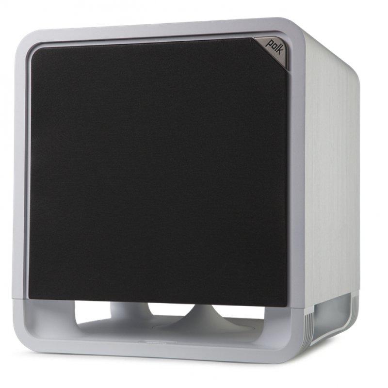 Polk Audio HTS 12 Subwoofer con Amplificador ClaseD 400W Blanco