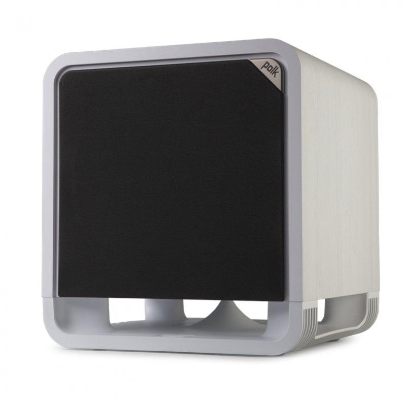 Polk Audio HTS 10 Subwoofer con Amplificador ClaseD 200W Blanco