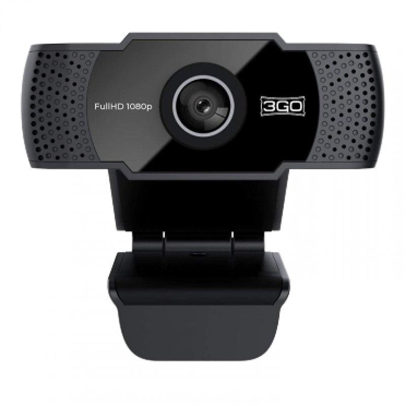 3Go ViewPlus Webcam FullHD