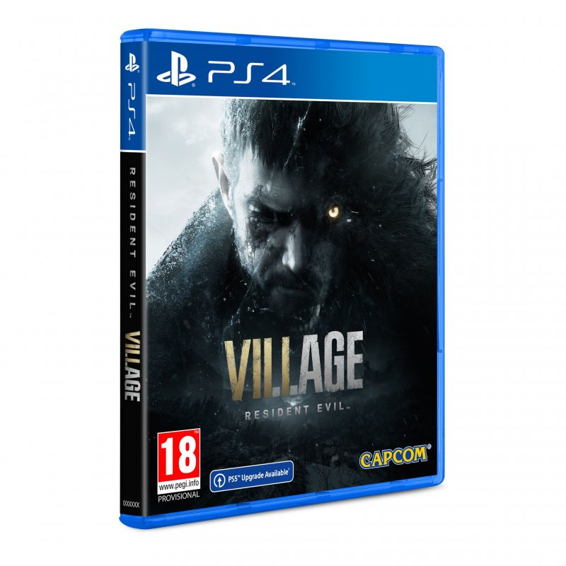 Resident Evil ViIIage PS4