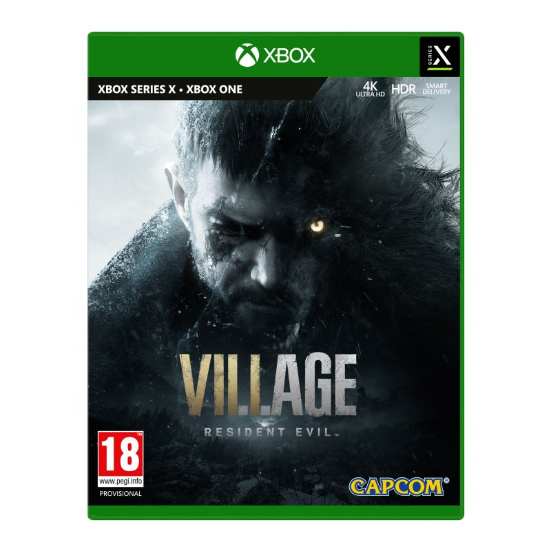 Resident Evil ViIIage Xbox Series X/Xbox One