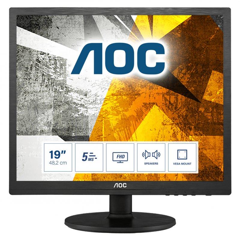 """Monitor AOC I960SRDA 19"""" LED IPS SXGA"""