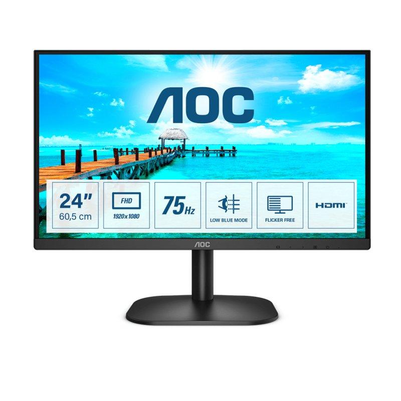 """Monitor AOC 24B2XDM 23.8"""" LED FullHD"""