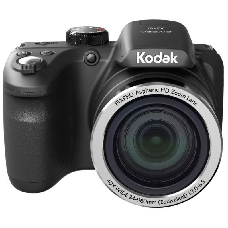 Kodak PixPro Astro Zoom AZ401 16MP Negra