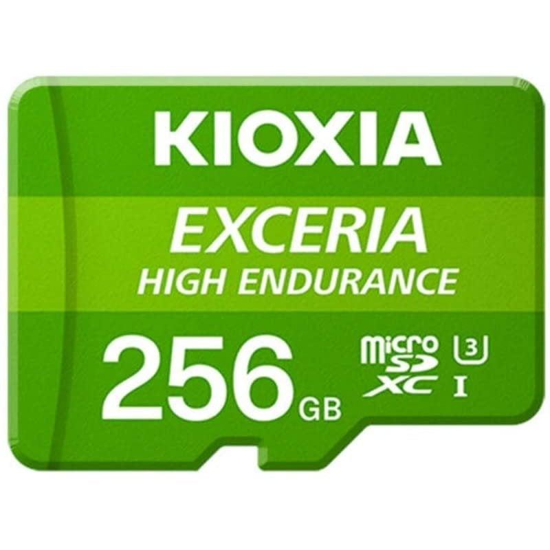 Kioxia Exceria High Endurance MicroSDXC 256GB UHS-I V30 Clase 10