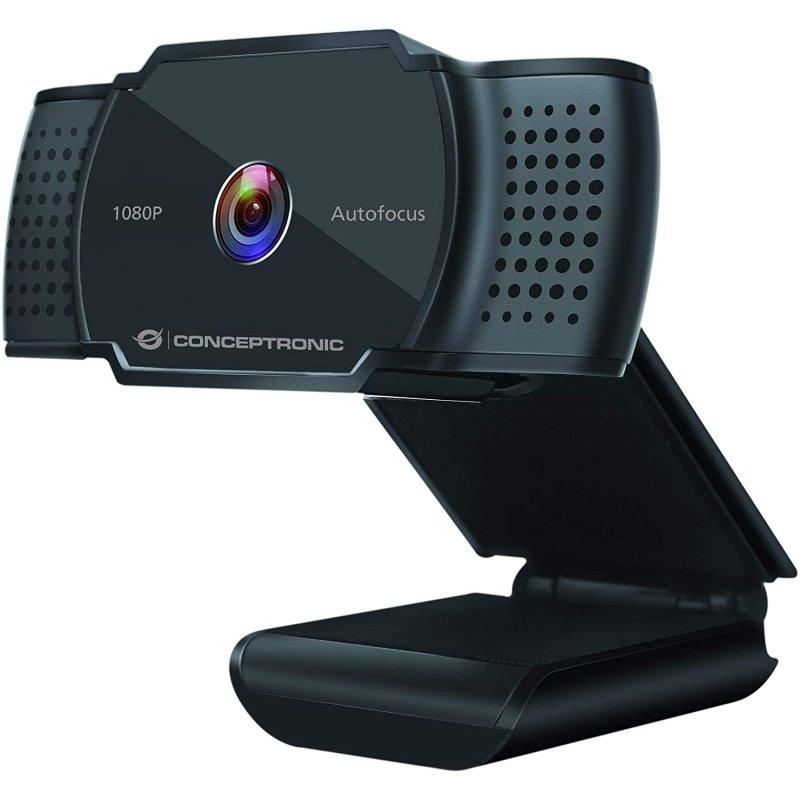 Conceptronic AMDIS06B Webcam 1080P