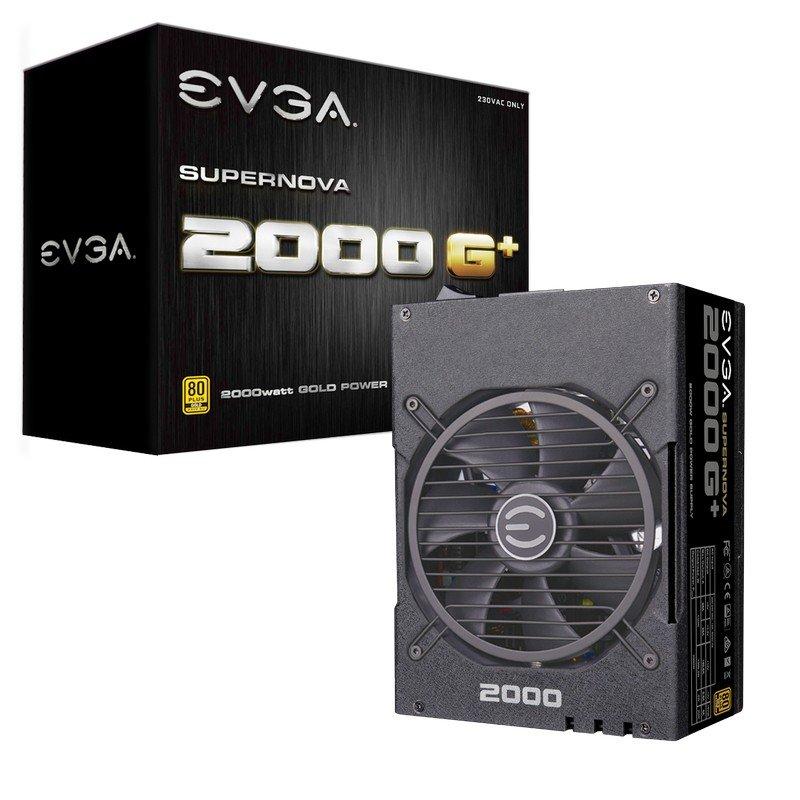 EVGA SuperNOVA 2000 G1+ 2000W 80 Plus Gold Modular