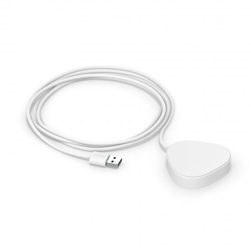 Sonos Cargador Inalámbrico Blanco para Altavoz Roam
