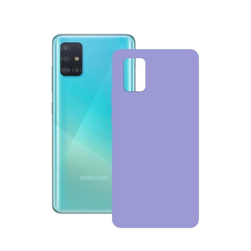 Mobile Tech Funda Silk Lavanda para Samsung Galaxy A52 5G