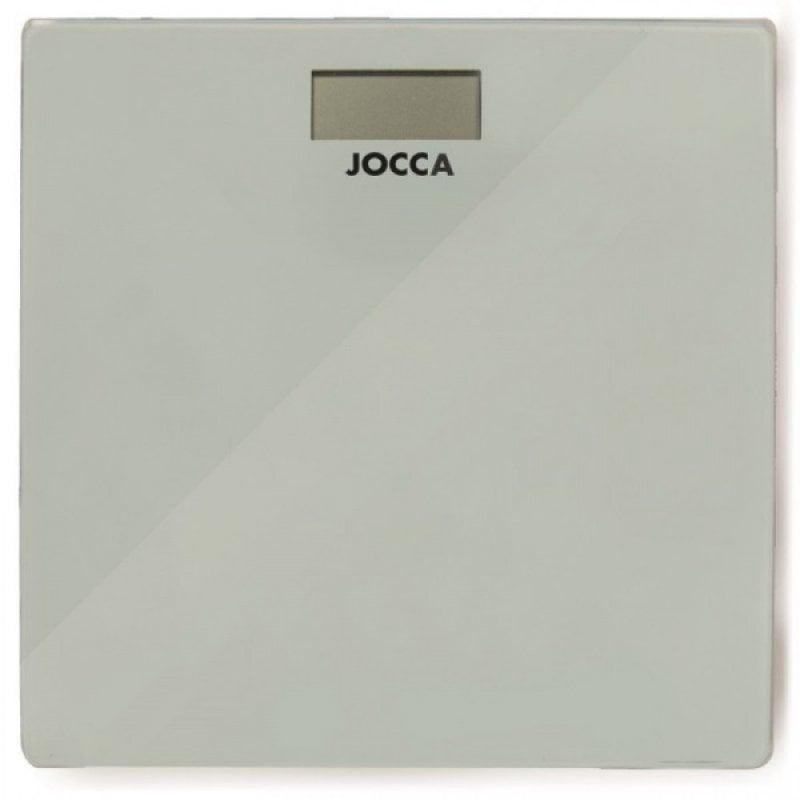 Jocca 1276 Báscula de Baño Gris