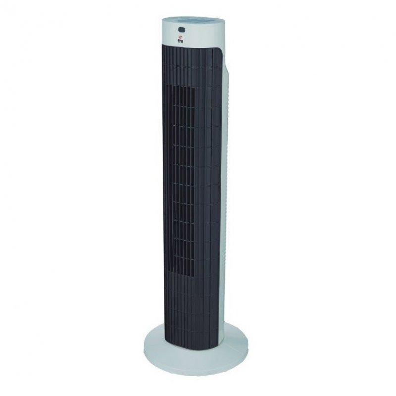 Fm Calefacción VTR-20 M Ventilador de Torre 45W Blanco/Negro