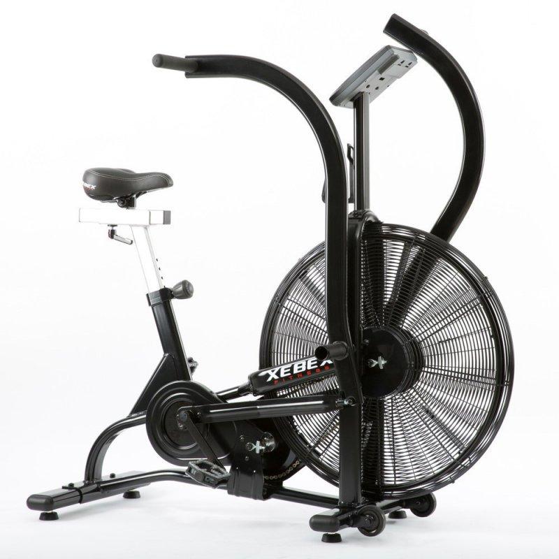 Xebex AirBike Bicicleta Fitness Negra