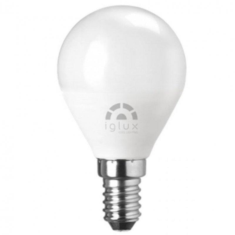 Iglux Bombilla LED 5W E14 Blanco Neutro