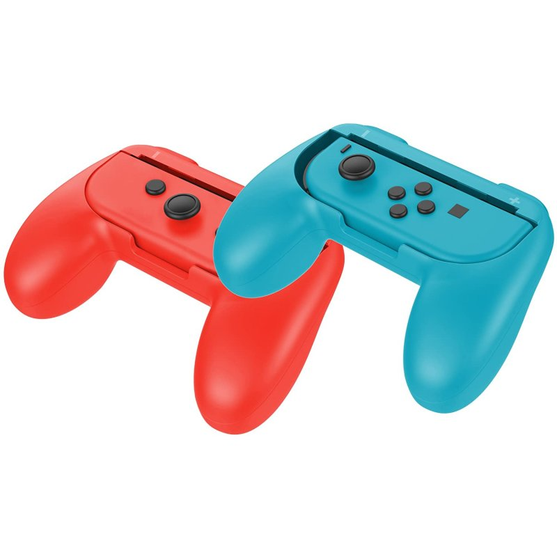 Ardistel 2x Grips para Joy-Con Nintendo Switch