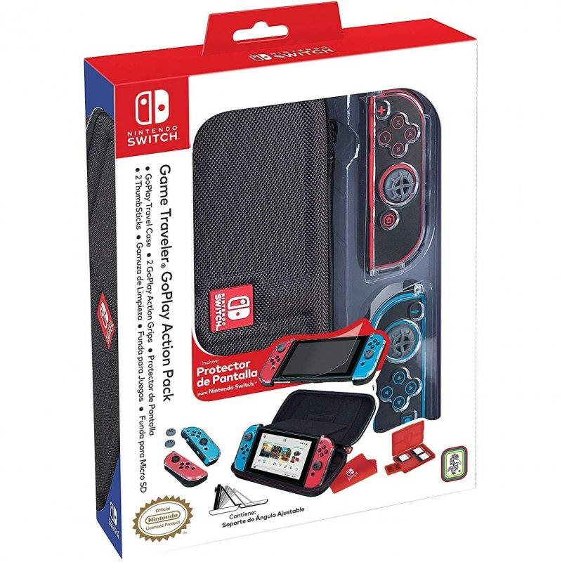 Ardistel NNS82 Travel Case Deluxe Negro Para Nintendo Switch