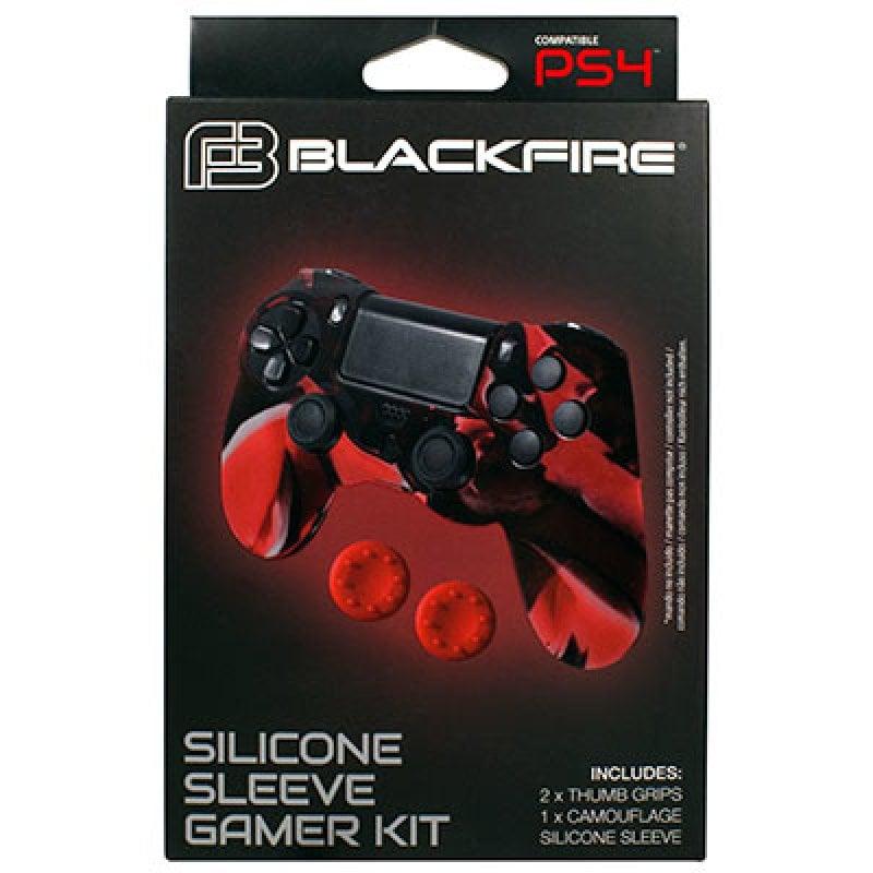 Blackfire Silicone Sleeve Gamer Kit