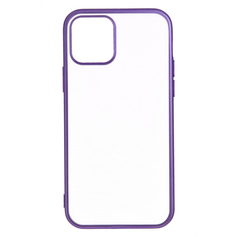 Funda Bumper Premium Morada para iPhone 12