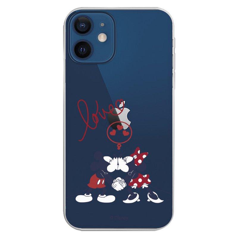 Funda Oficial de Disney Mickey y Minnie Love Clásicos Disney para iPhone 12