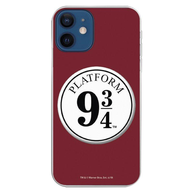 Funda Oficial de Harry Potter Anden 9 3/4 Harry Potter para iPhone 12