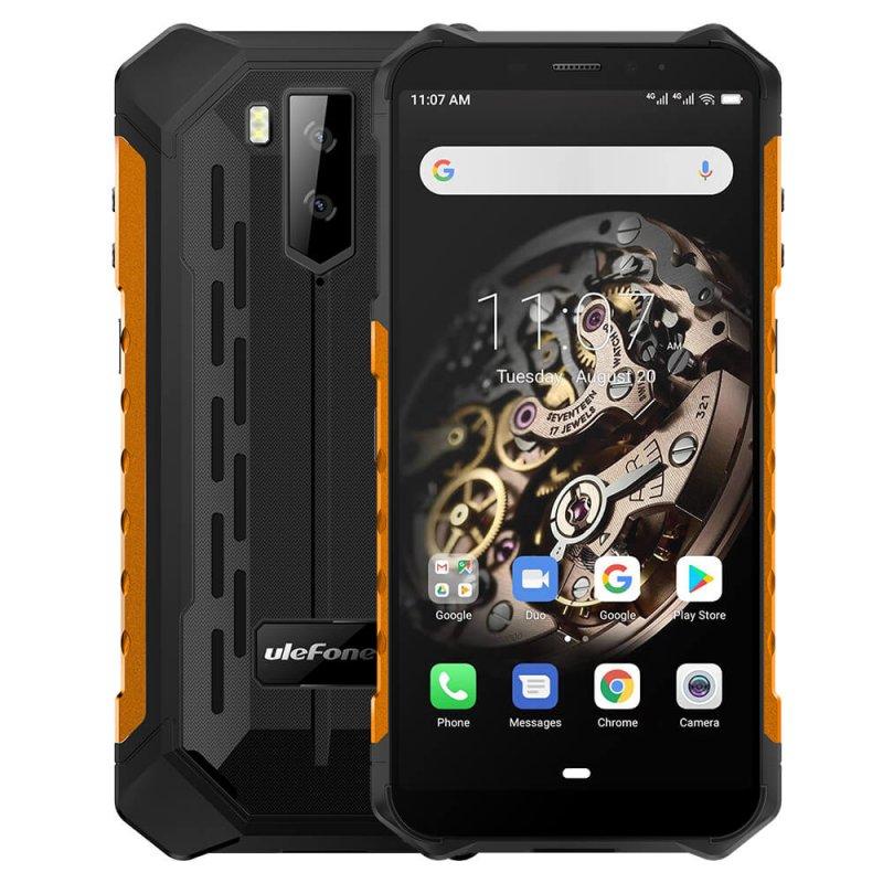 Ulefone Armor X5 Pro 4/64GB Negro/Naranja Libre