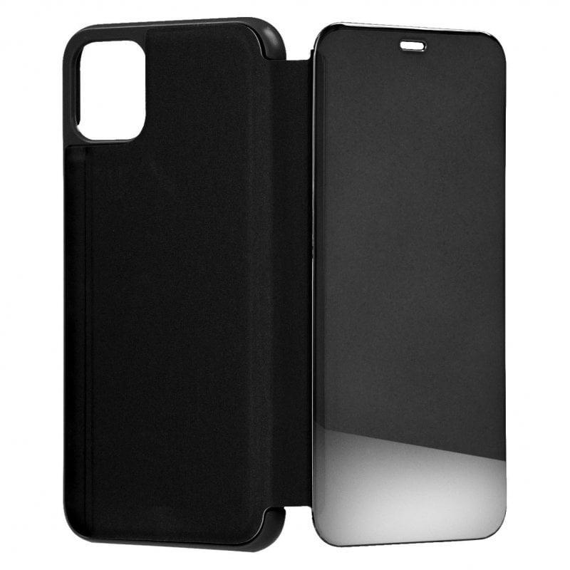 Funda Libro Espejo Negro para iPhone 11