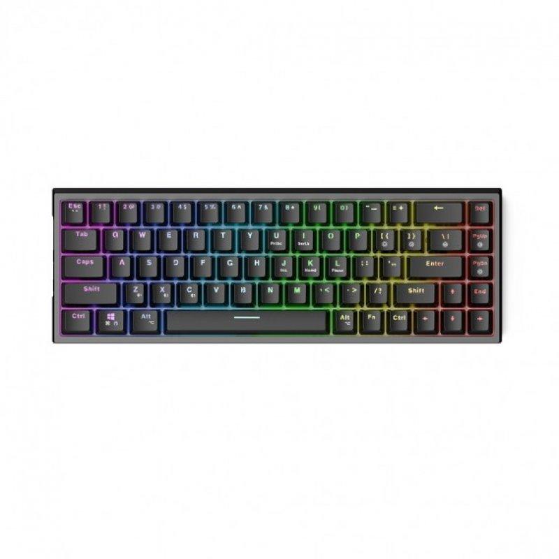 tronsmart elite rgb teclado gaming inalambrico negro