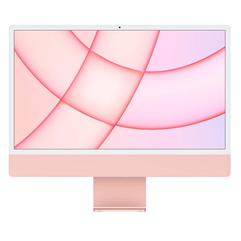 """Apple IMac Apple M1/8GB/512GB SSD/24"""" 4.5K Retina Rosa"""