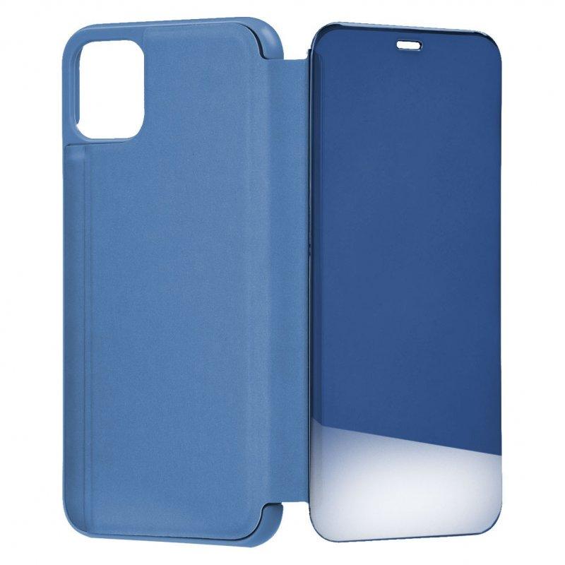 Funda Libro Espejo Azul para iPhone 11