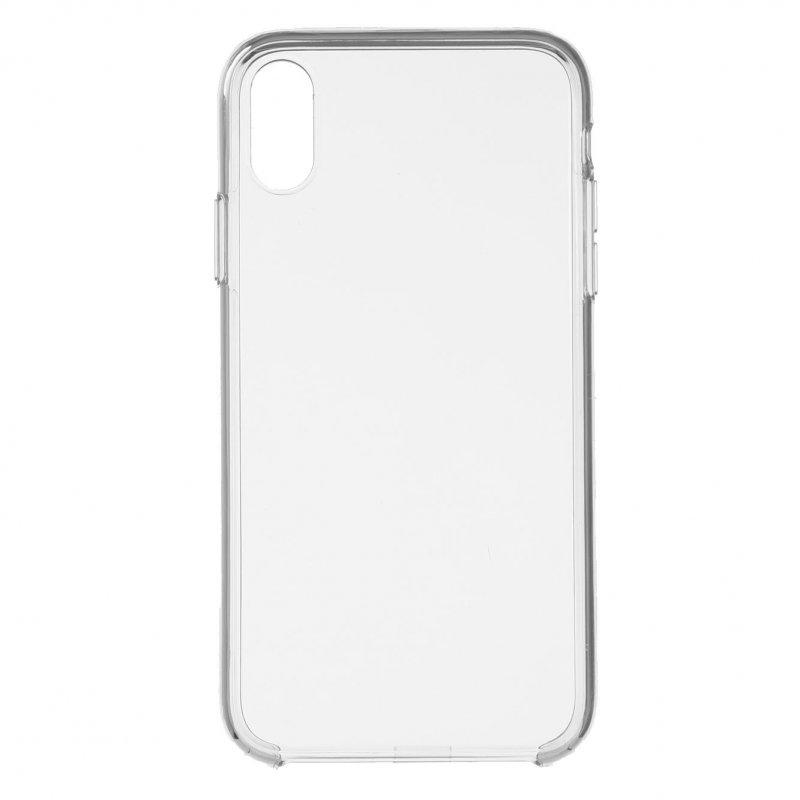 Funda Clear Transparente para iPhone X