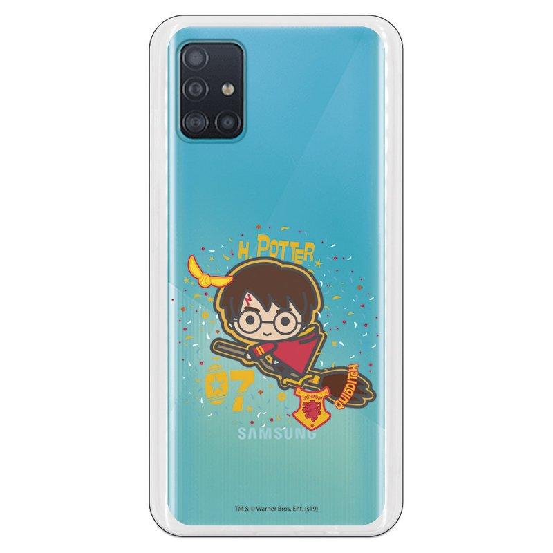 Funda Oficial de Harry Potter Harry Icono Harry Potter para Samsung Galaxy A51 5G