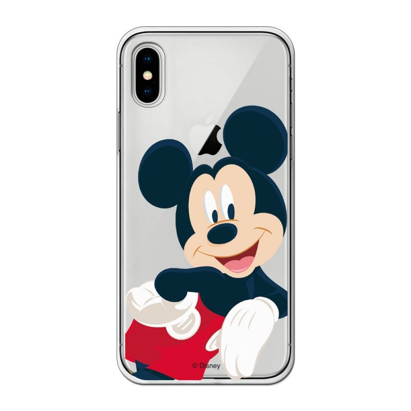 Funda Oficial Disney Mickey Classic para iPhone X