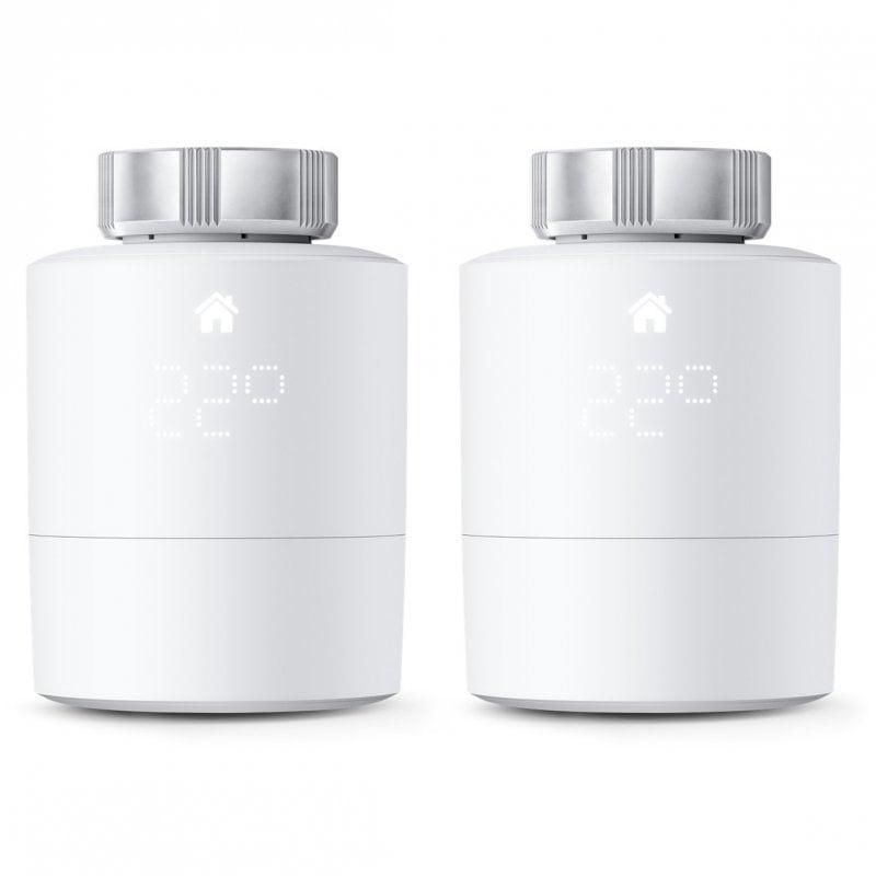 Tado Pack Duo Termostatos Inteligentes Complementarios
