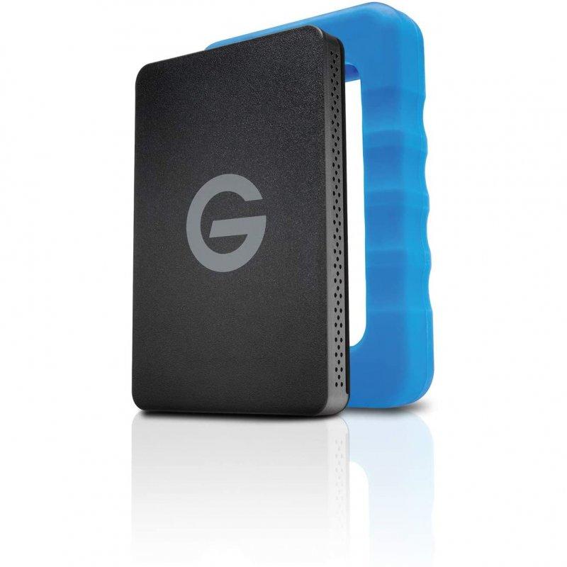 "G-Technology G-Drive Ev RaW 2.5"" 1TB USB 3.1 Negro/Azul"