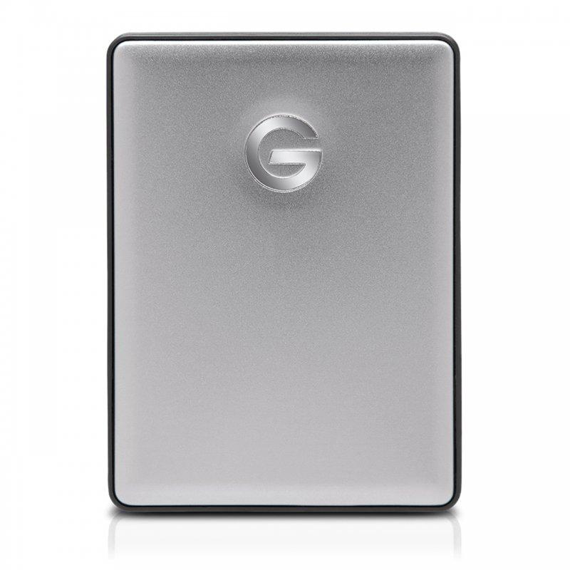 "G-Technology G-Drive Mobile 2.5"" 2TB USB-C Gris Espacial"