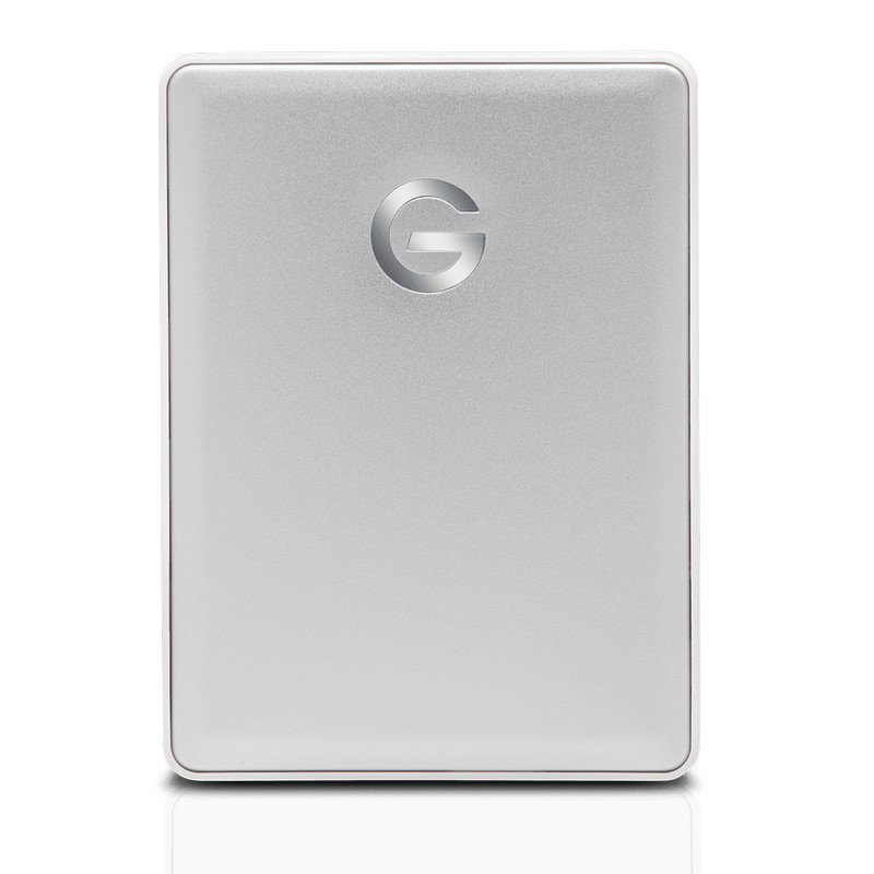 "G-Technology G-Drive Mobile 2.5"" 2TB USB-C Plata"