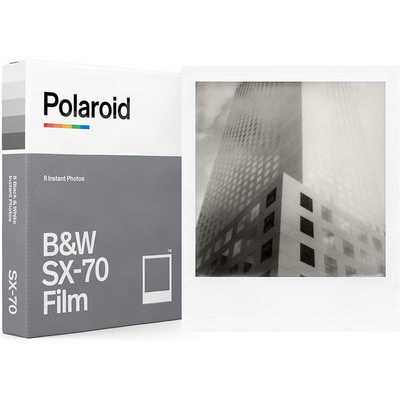 Polaroid Film en B&N para SX-70