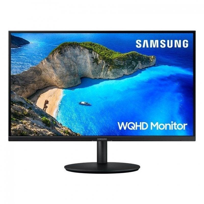 """Samsung LF27T700QQU 27"""" LED IPS WQHD FreeSync"""