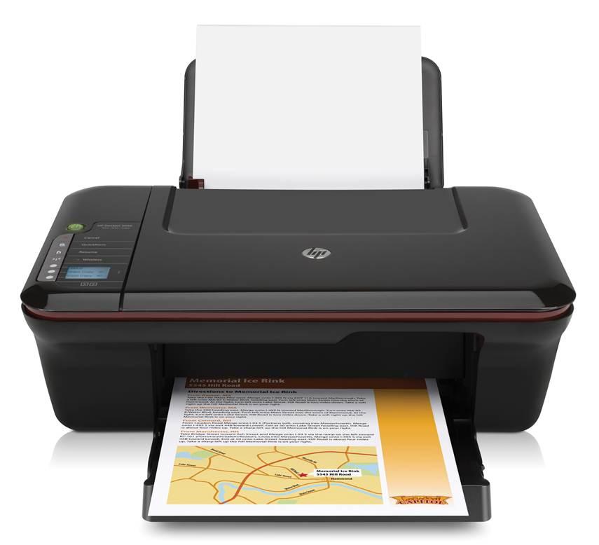 HP Deskjet 3050 Multifunción WiFi |PcComponentes