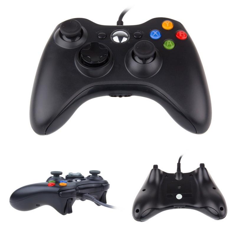 Microsoft Xbox 360 Controller for Windows Negro  PcComponentes