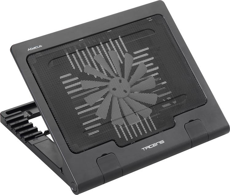 "Tacens Abacus Netbook Cooler Hasta 17"""