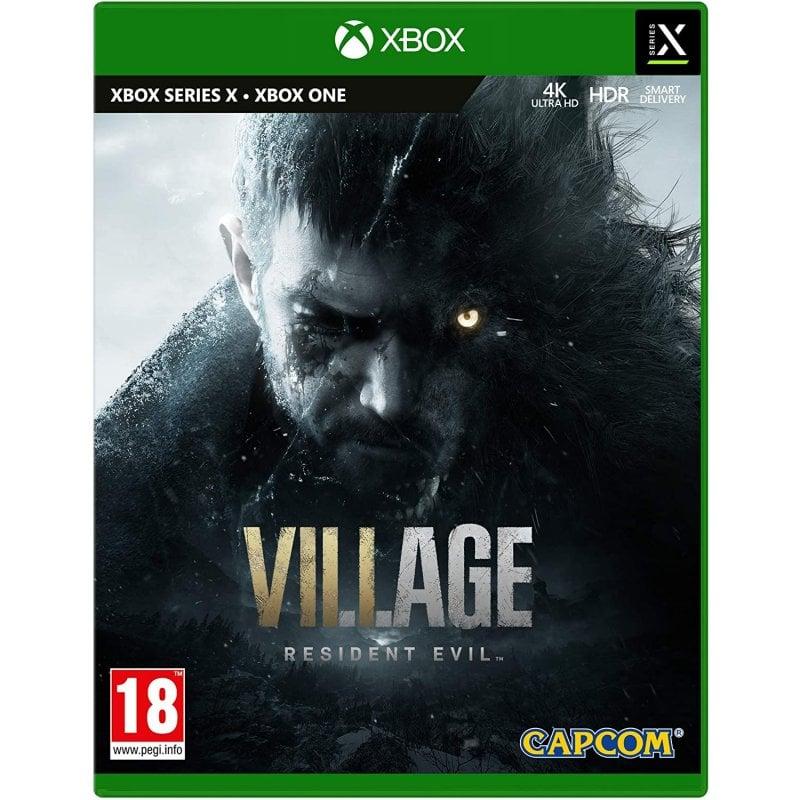 Resident Evil ViIIage Edición Lenticular Xbox Series