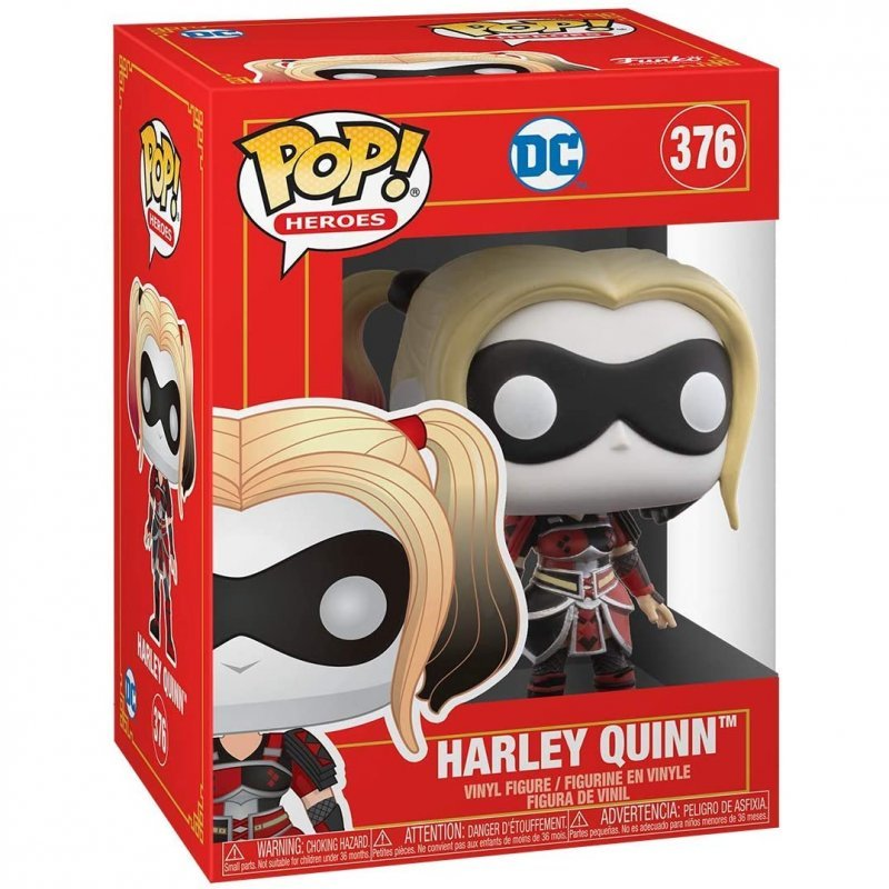 Funko Pop DC Imperial Palace Harley Quinn