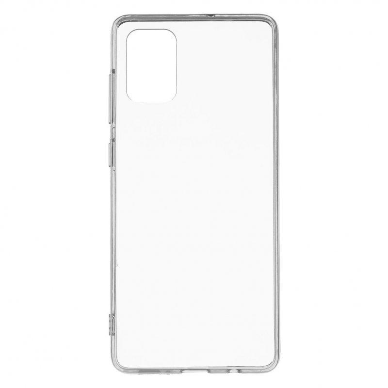 Funda Bumper Transparente Para Samsung Galaxy A71