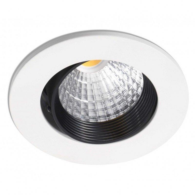 Faro Nusa Foco LED Empotrable 7W Neutra Blanco
